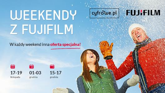 Weekend FujiFilm